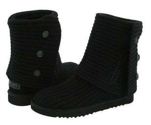 kitykatblog botas de tejido negro