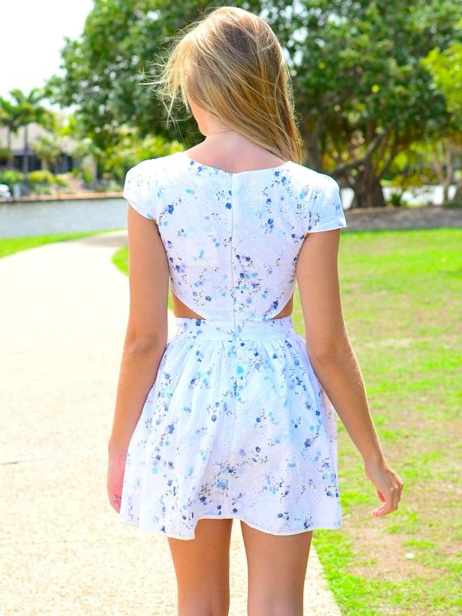 kitykatblog vestido floreado