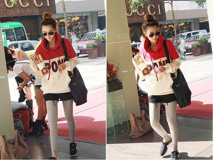 fashion polera roja de moda  kitykatblog