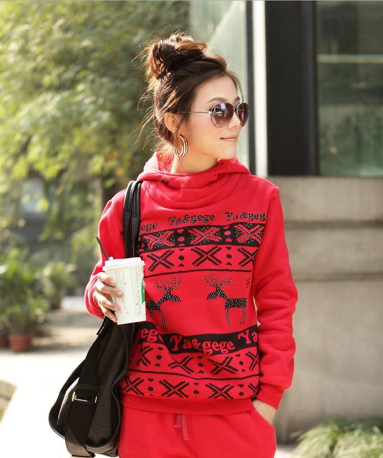fashion polera roja
