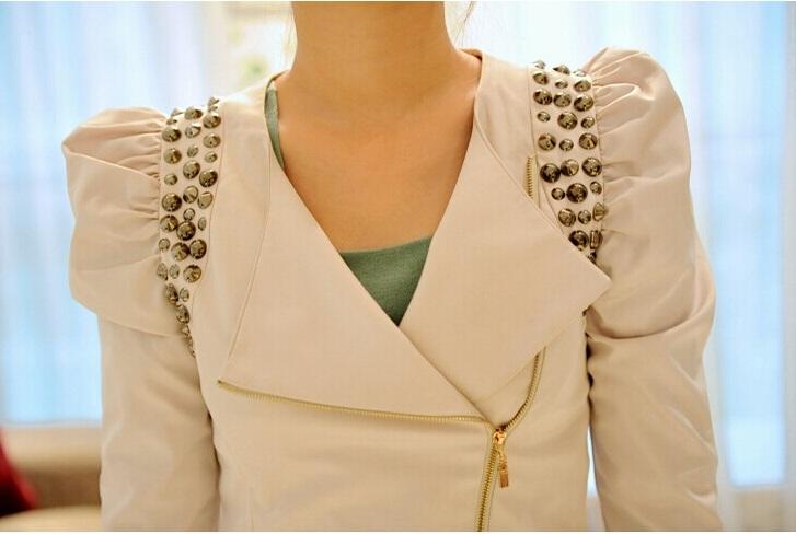 kitykatblog chaqueta con diseño blanca