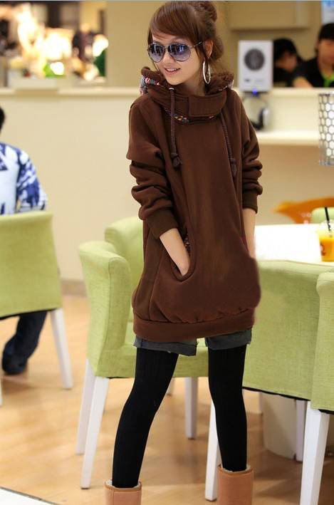 Kitykatblog fashion polera color marron
