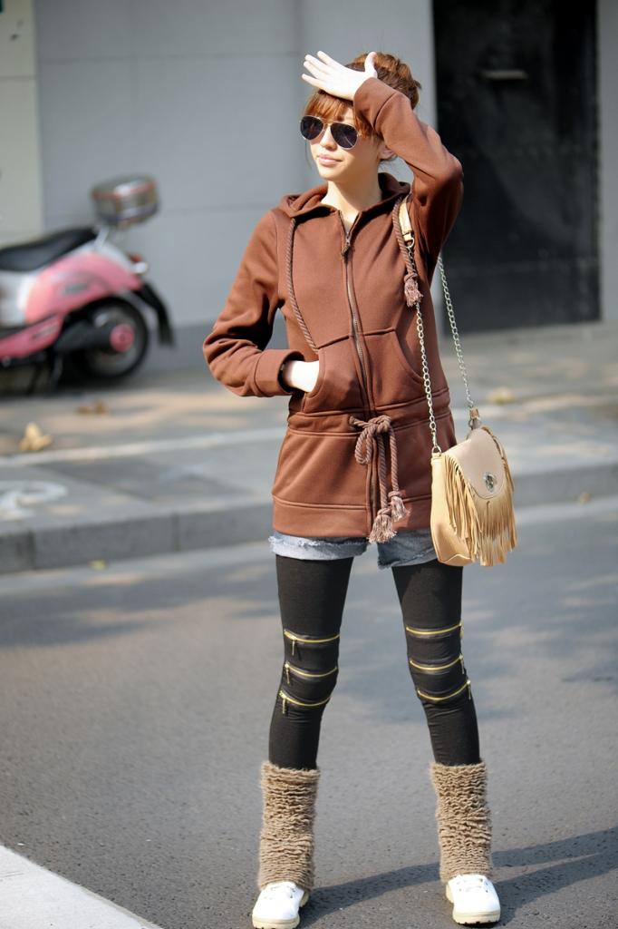 Kitykatblog Fashion polera marron