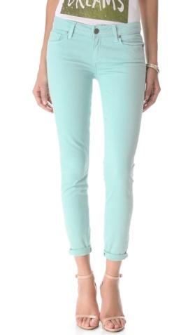 kitykatblog jeans de colores