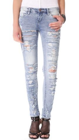 kitykatblog jeans rasgados