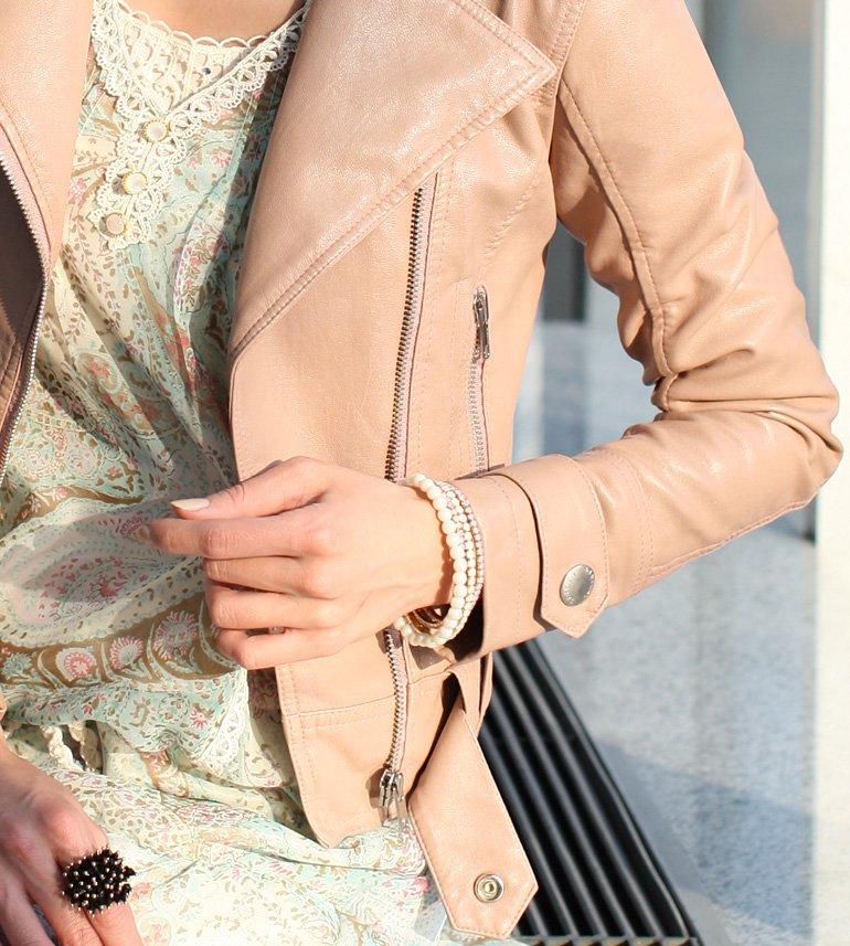 kitykatblog pink jacket