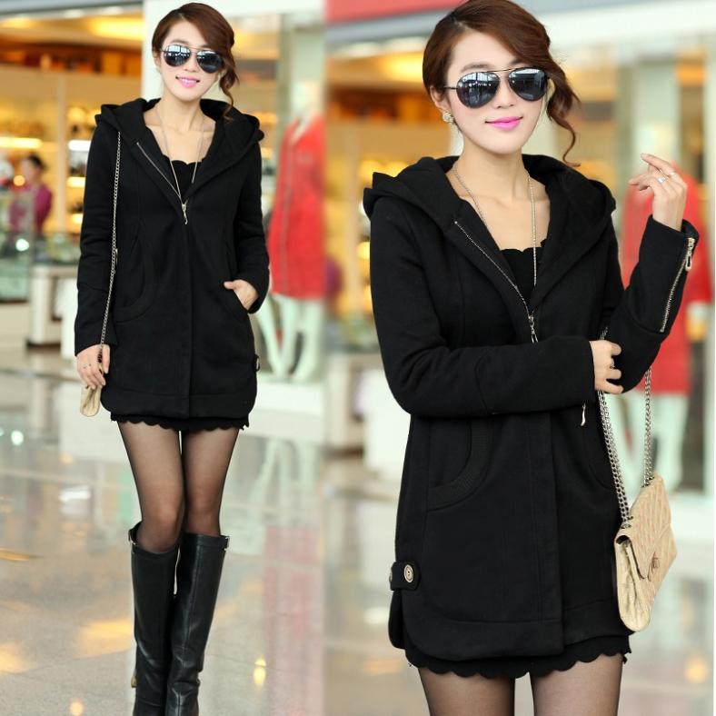kitykatblog polera fashion negra