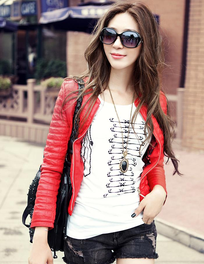 kitykatblog red jacket
