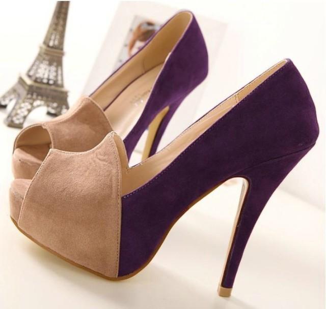 kitykatblog zapatos morados