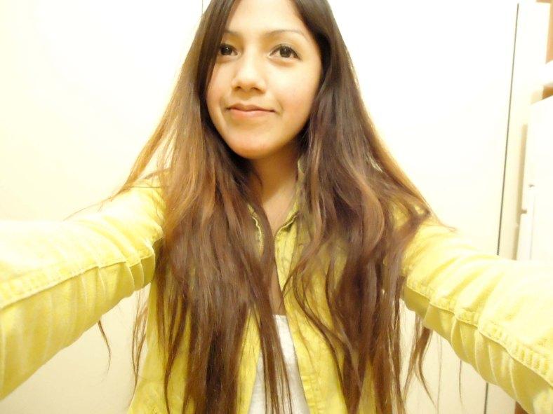 chaqueta amarilla kitykatblog