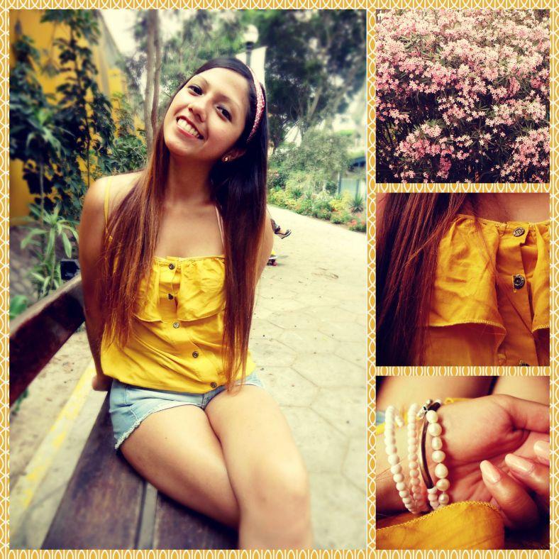 blusa de abeja