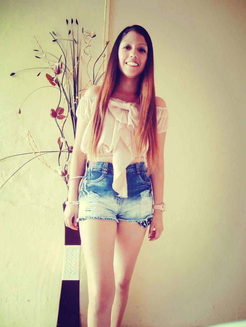 blusa y short
