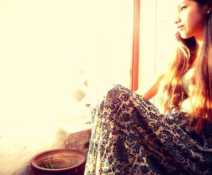 falda con diseño cute