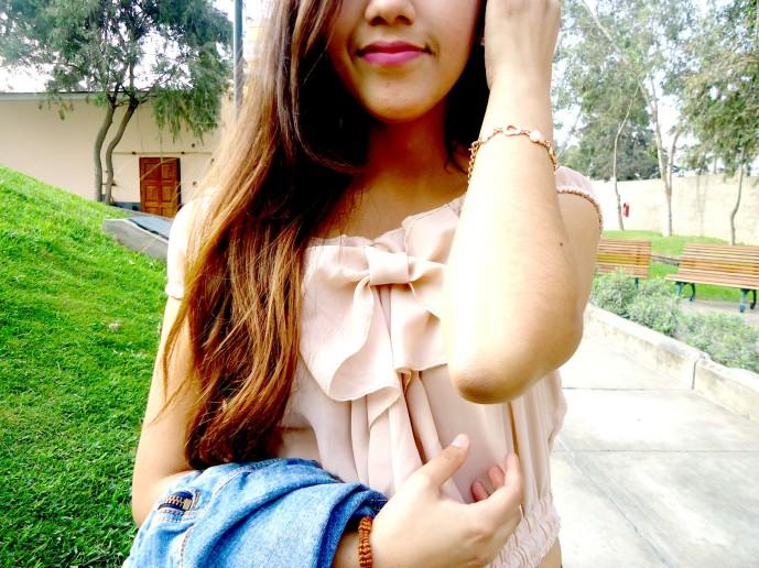 blusa de moda