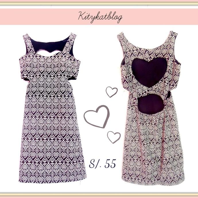 Vestidos de corazon - Kitykatblog