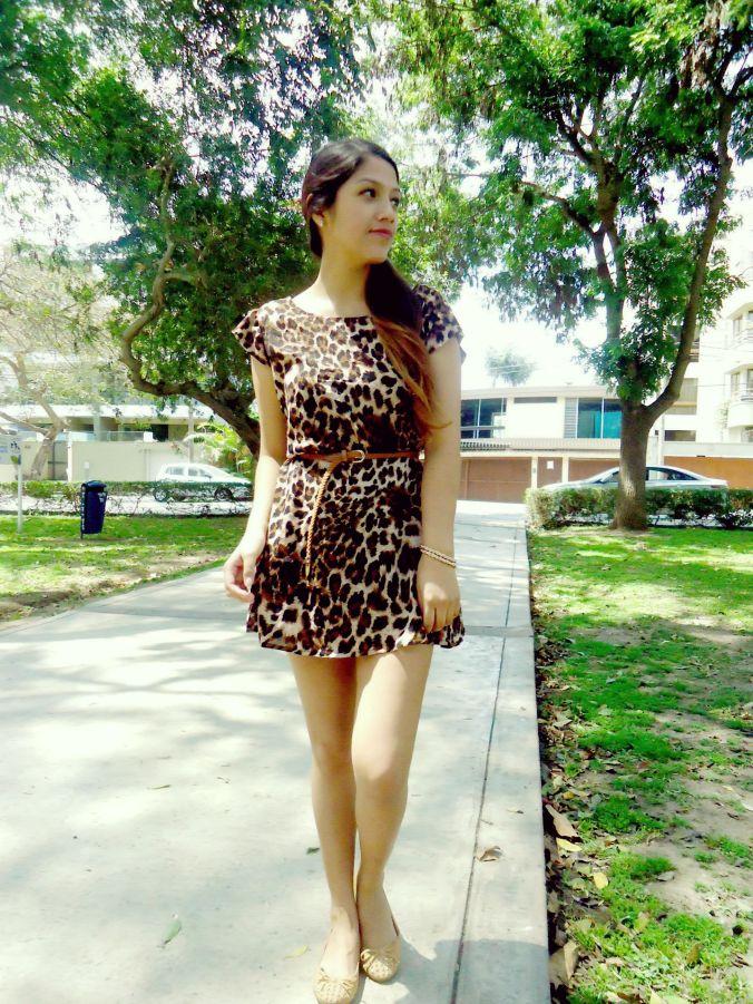 vestidos prints