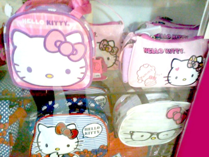 hello kitty bolsos