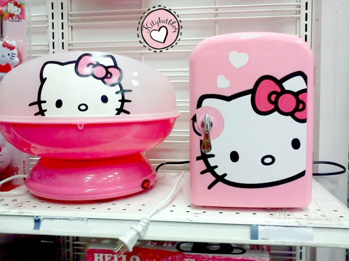 hello kitty refrigeradora
