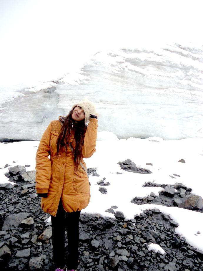 Perú nevado de pastoruri
