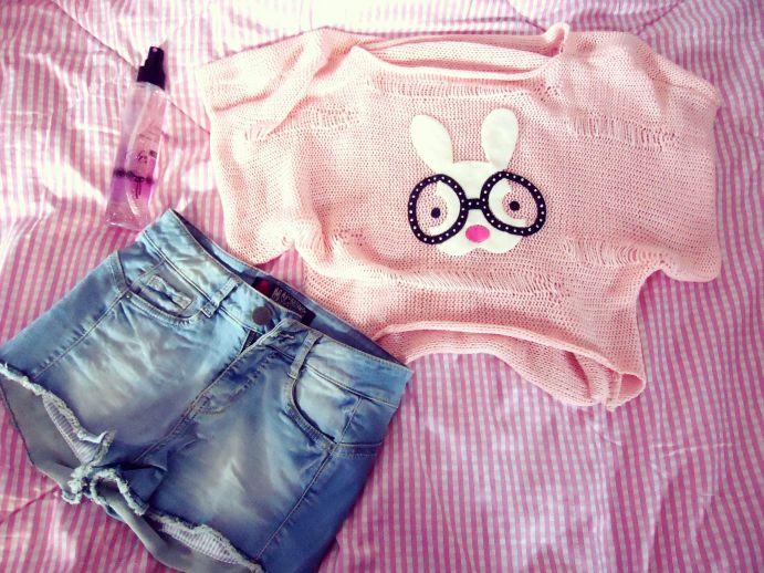 outfit de conejo