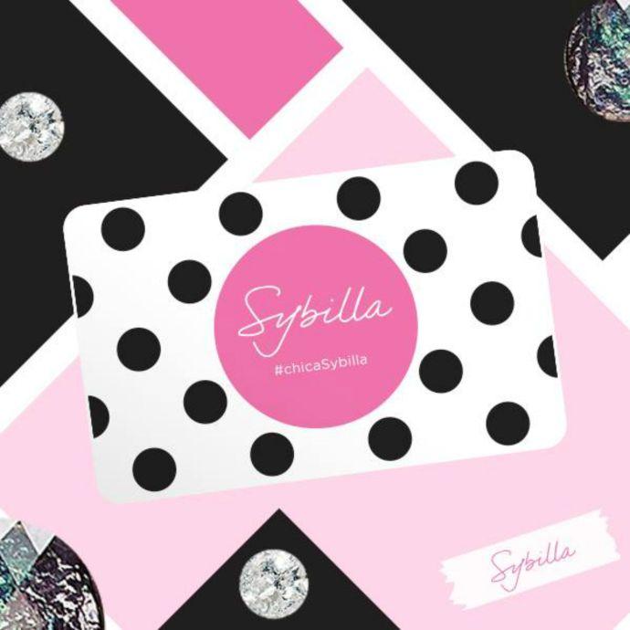sybilla tarjeta