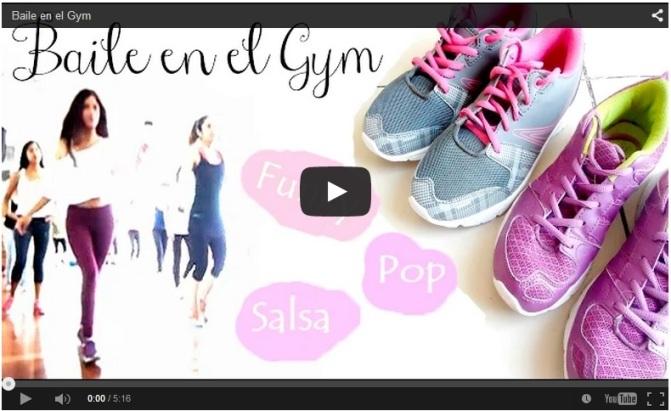 Baile en el Gym