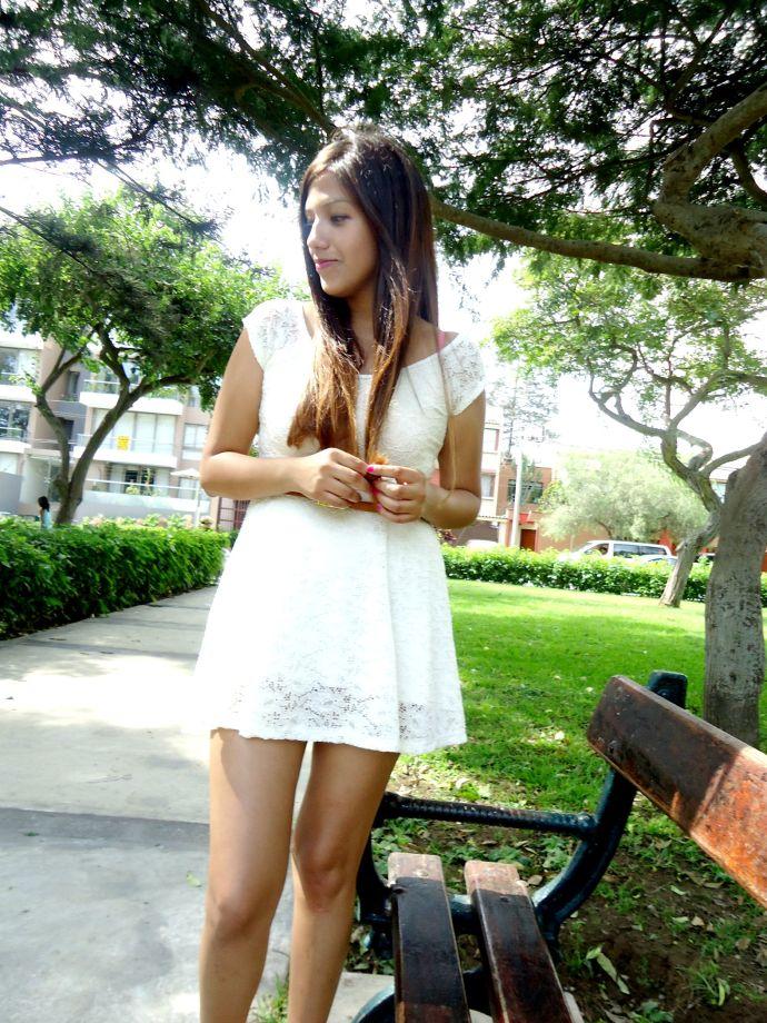 kitykatblog vestido de encaje
