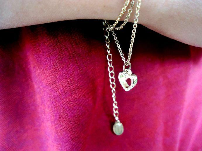 pulsera de corazon