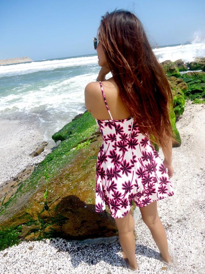 Enterizos para la playa