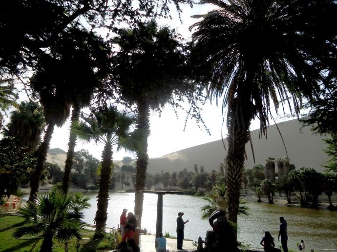 laguna Huacachina