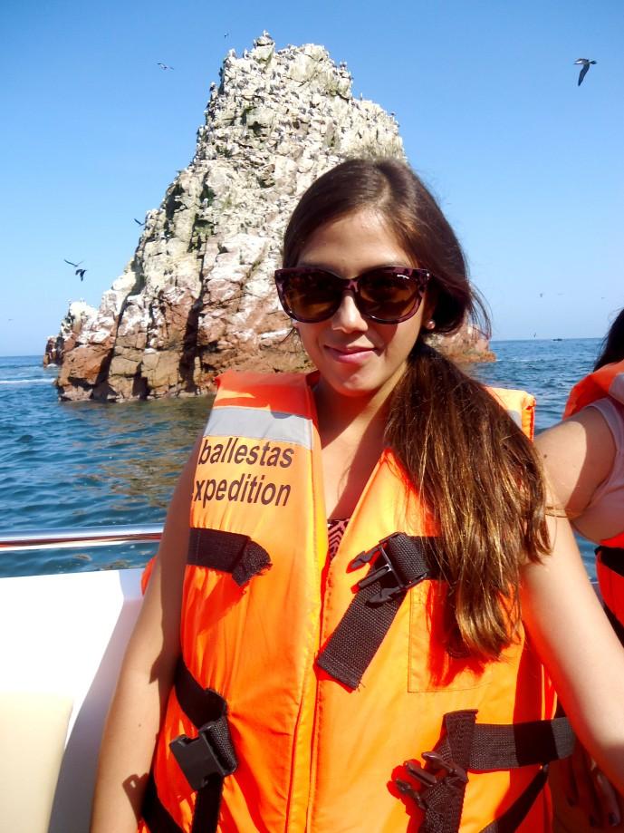 Paracas Analu Verastegui