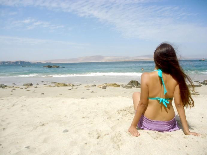 Playa las Minas Kitykatblog