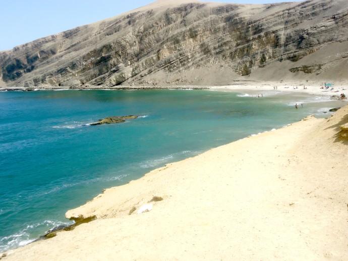 Playa las Minas