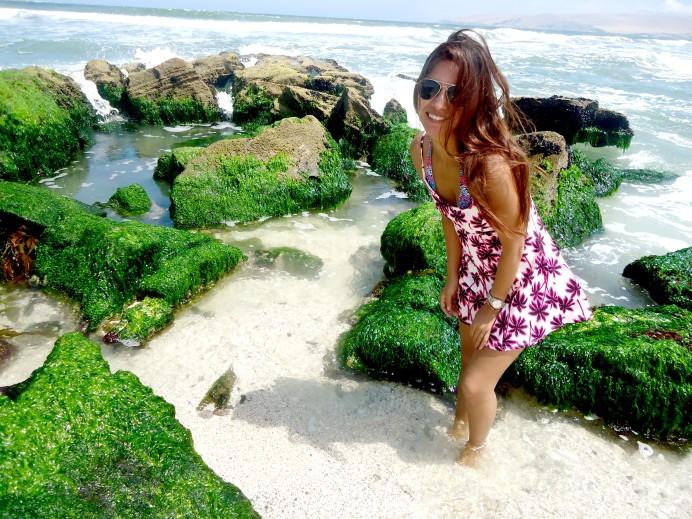 Playas de Paracas Jakelin Verastegui